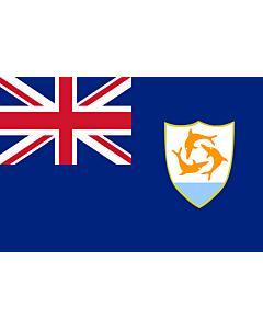 Flag: Anguilla