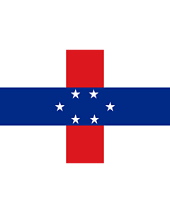 Flag: Netherlands Antilles