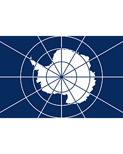 Flag: Antarctic Treaty