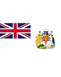 Flag: British Antarctic Territory