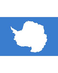 Flag: Antarctica