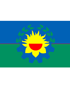 Flag: Buenos Aires Province