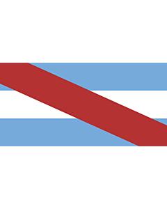 Flag: Entre Ríos Province