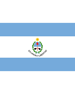 Flag: San Juan Province