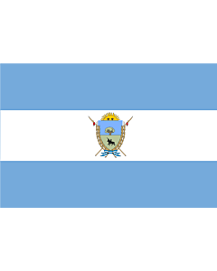 Flag: La Pampa Province