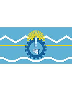 Flag: Chubut Province