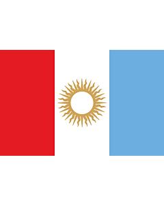 Flag: Córdoba Province