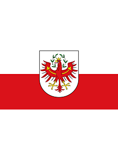 Flag: Tyrol (state)