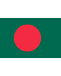 Flag: Bangladesh