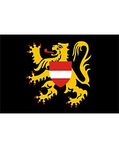 Flag: Flemish Brabant