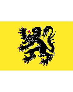 Flag: Flanders (Flemish Region)