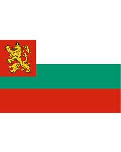 Flag: Naval Ensign of Bulgaria 1878-1944