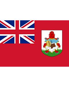 Flag: Bermuda
