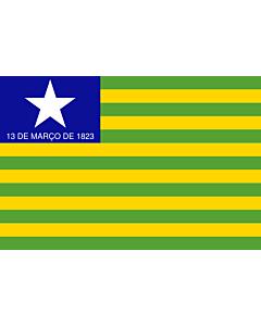 Flag: Piauí