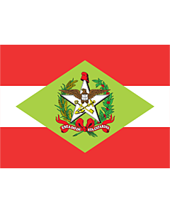 Flag: Santa Catarina