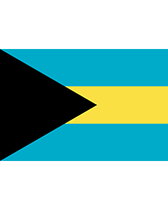Flag: Bahamas