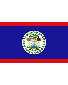 Flag: Belize