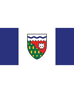 Flag: Northwest Territories