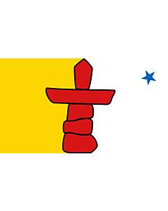 Flag: Nunavut