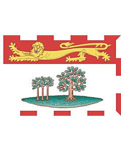 Flag: Prince Edward Island