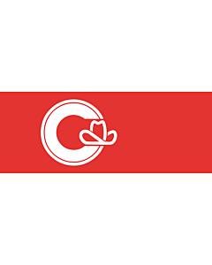 Flag: Calgary, Alberta