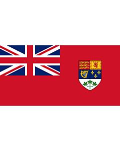 Flag: Canada 1921