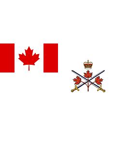 Flag: Canadian Army (2013–2016)