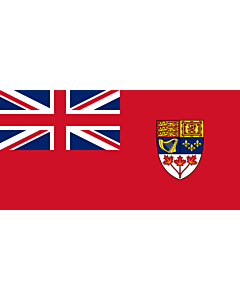 Flag: Canadian Red Ensign
