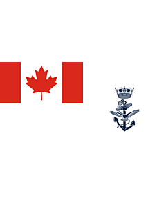 Flag: Naval Jack of Canada
