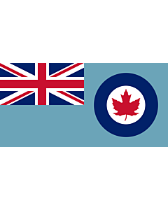 Flag: Royal Canadian Air Force Ensign 1941-1968