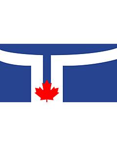 Flag: Toronto, Ontario