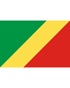 Flag: Congo