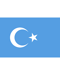 Flag: Kokbayraq  flag