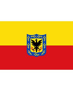 Flag: Bogotá