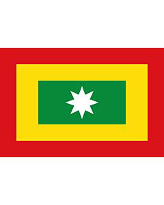 Flag: Barranquilla  Atlántico | Ciudad de Barranquilla  Atlántico