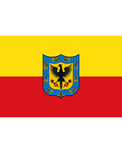 Flag: Bogotá D.C  Cundinamarca | Ciudad de Bogotá  Colombia