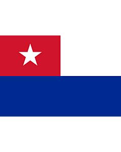 Flag: Naval Jack of Cuba