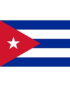Flag: Cuba