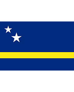 Flag: Curaçao