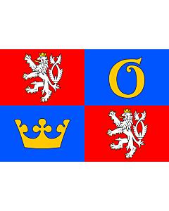 Flag: Hradec Králové Region