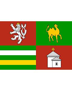 Flag: Plzeň Region