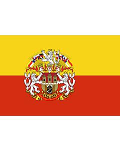 Flag: Prague