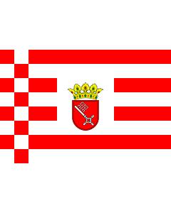 Flag: Bremen