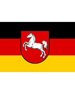 Flag: Lower Saxony