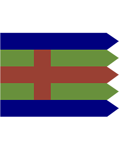 Flag: Jutlandic banner