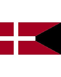 Flag: Naval Ensign of Denmark