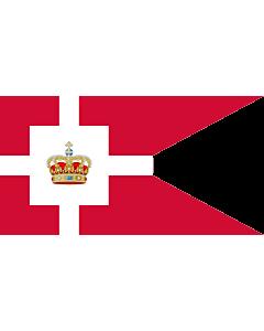 Flag: Standard of the Royal House of Denmark