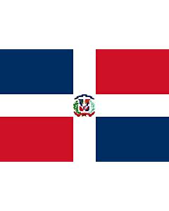 Flag: Dominican Republic