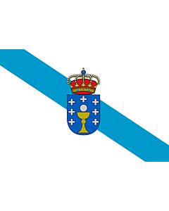 Flag: Galicia