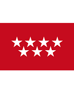 Flag: Community ofMadrid